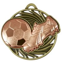 Vortex Football Medal</br>AM921B
